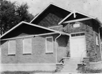 Belleville United Methodist Church (Belleville, Ind.) records