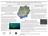 Low-cost, high-resolution sampling across a range of disciplines and technologies_ What we can do now with modern...